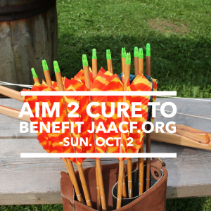 Sunday, Oct. 2, at the Heritage Guild, Easton. Aim2Cure